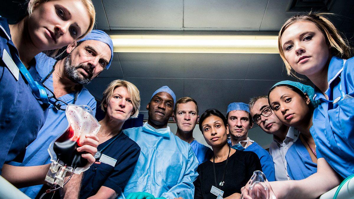 BBC Two - Hospital, Series 1
