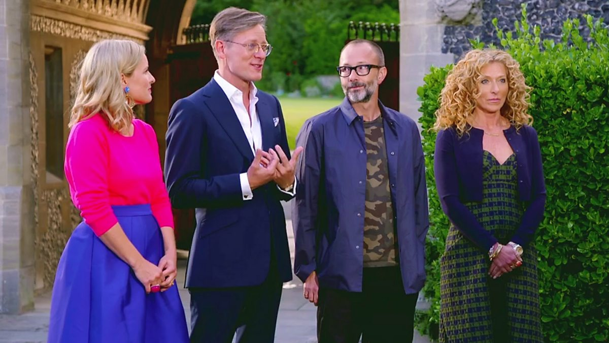 Bbc Two The Great Interior Design Challenge Series 4