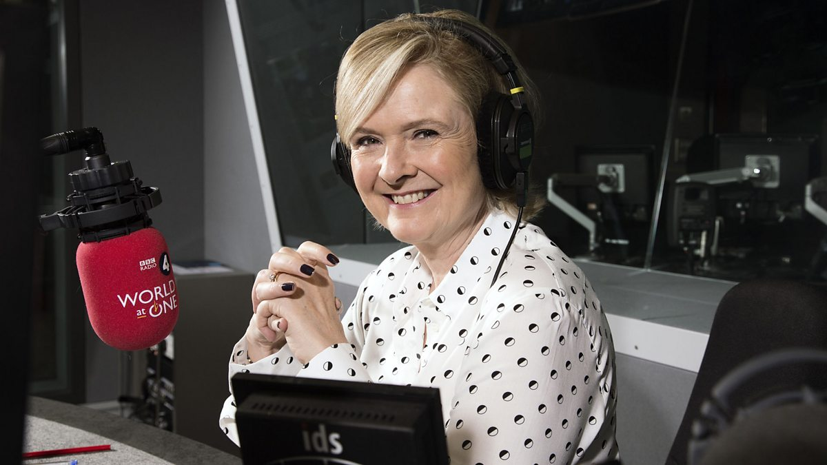 BBC Radio 4 - Today - Martha Kearney