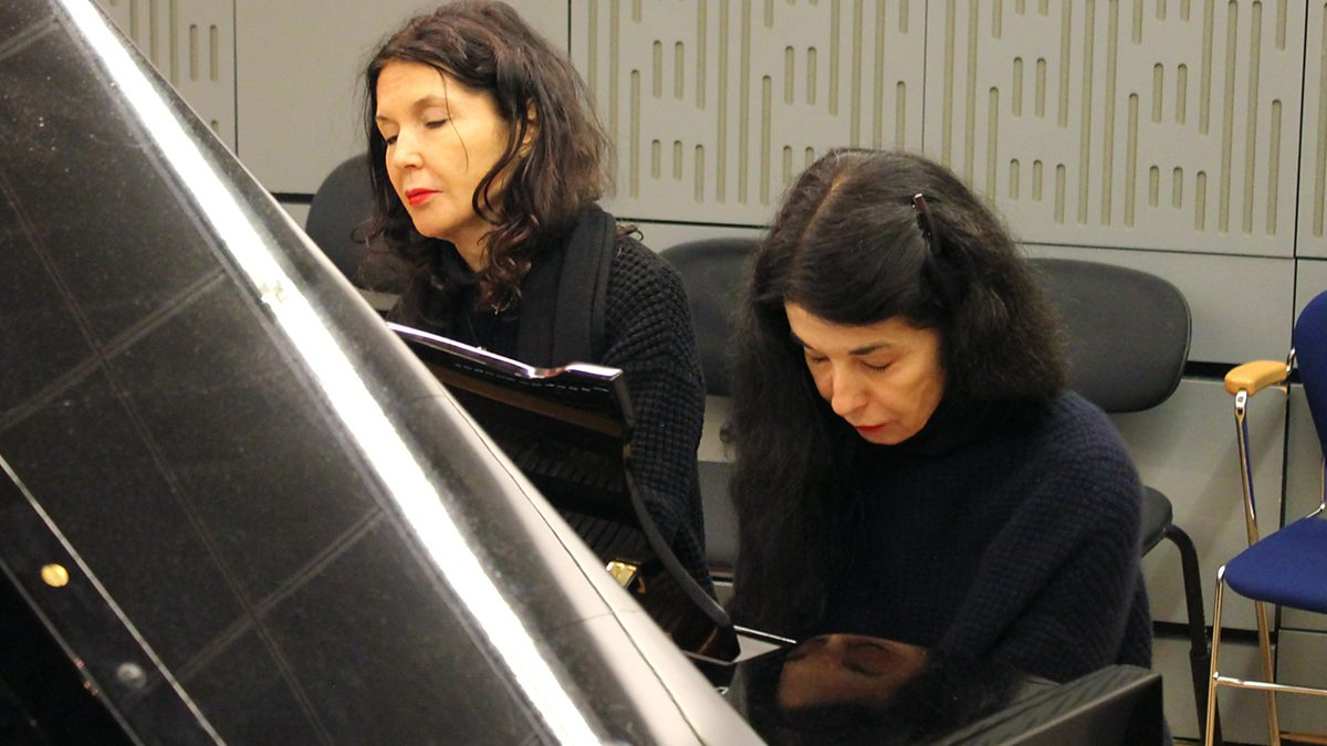 Thumbnail for Katia and Marielle Labeque, European Union Baroque Orchestra, Anthony McDonald, In Tune - BBC Radio 3