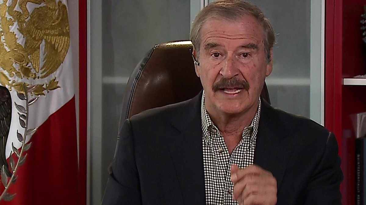mexico and vicente fox