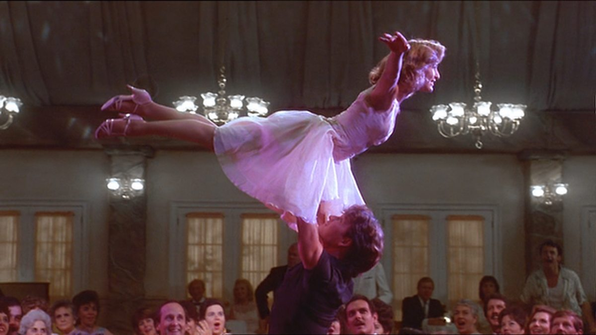 a review of the movie dirty dancing