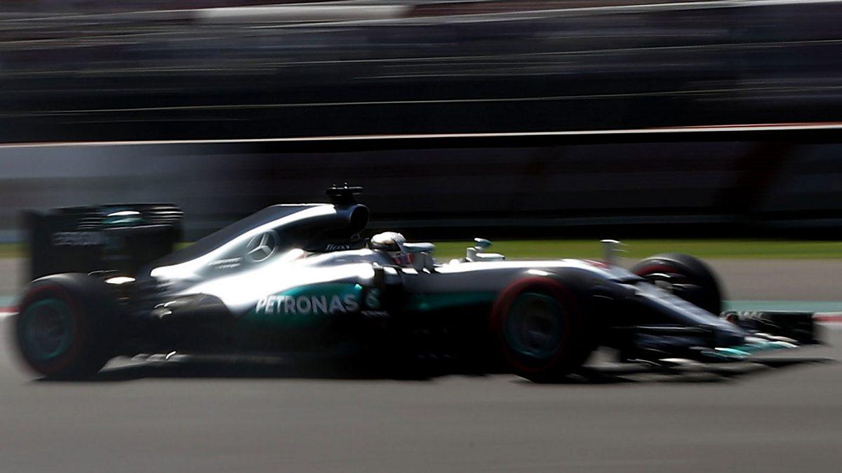 BBC Radio 5 live - Chequered Flag Formula 1 - Downloads