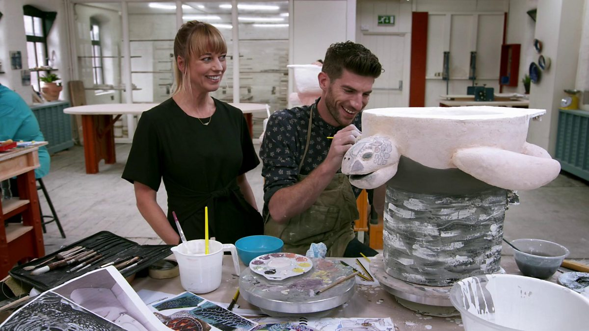 bbc two the great pottery throw down series 2 episode. Black Bedroom Furniture Sets. Home Design Ideas