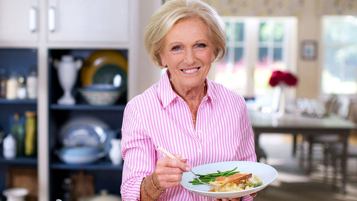 Bbc two mary berry everyday series 1 naughty but nice for Mary berry uk