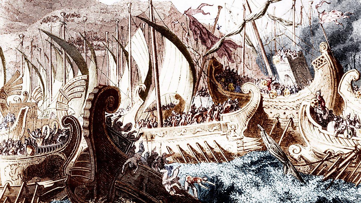 Battle of Salamis: description, history, participants and results 22