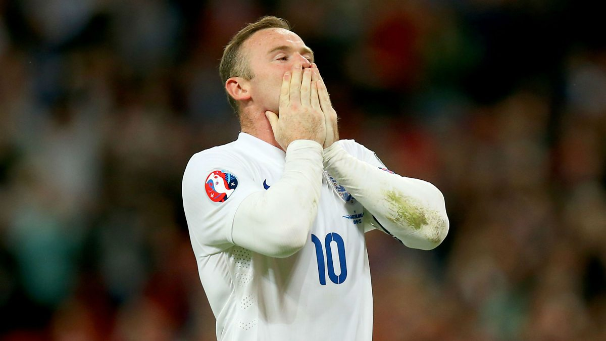 bbc.co.uk - 'Rooney's the poster boy for England under-achievement', 5 live's Football Daily - BBC Radio 5 live