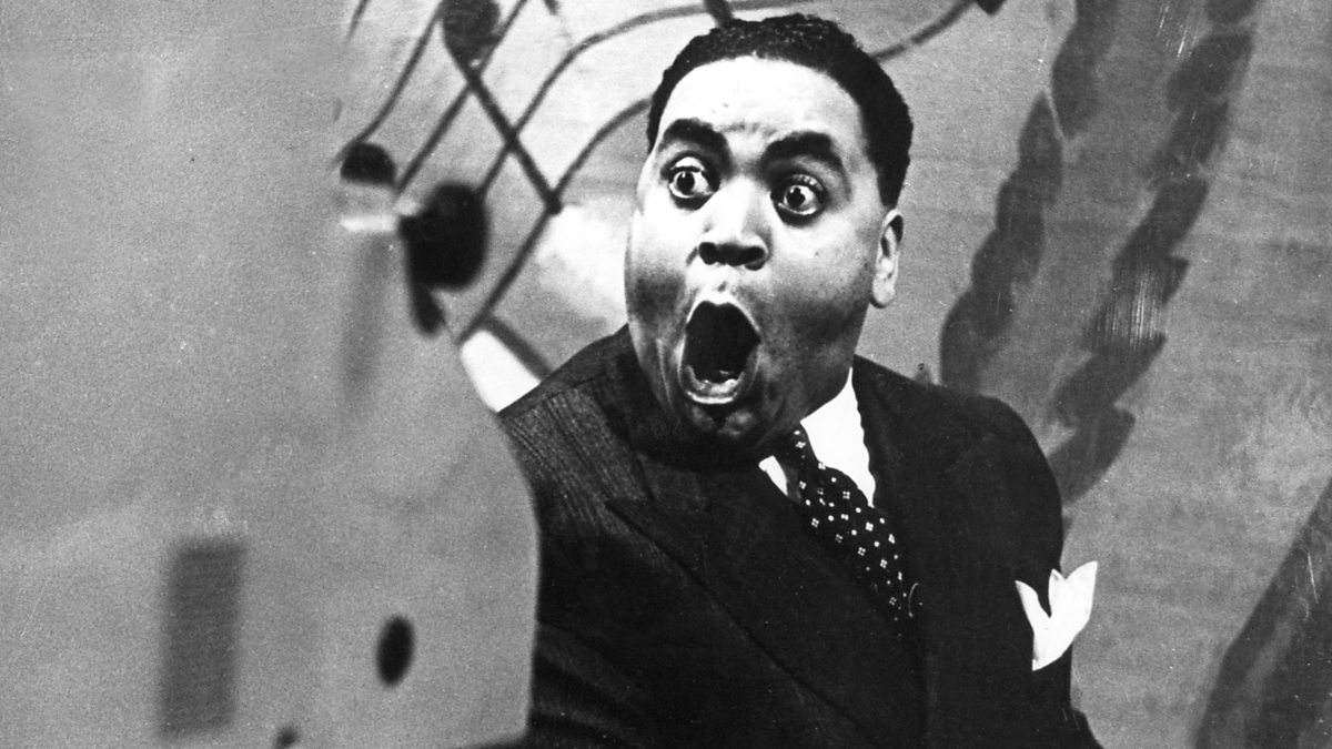 BBC Radio 3 - Geoffrey Smith's Jazz, Fats Waller