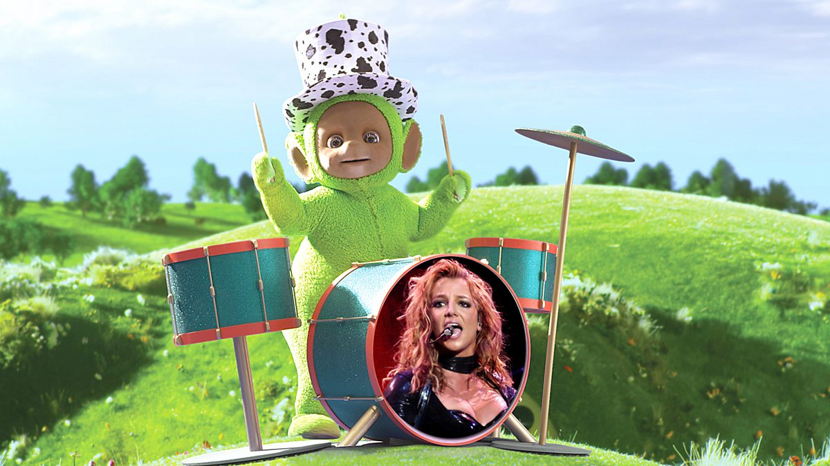 7 bizarre times Teletubbies collided with pop - BBC Music