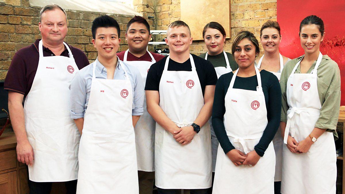 Master Chef: MasterChef, Series 13, Episode 7