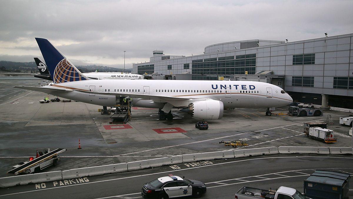 Bikini United Airlines Naked Passenger Images