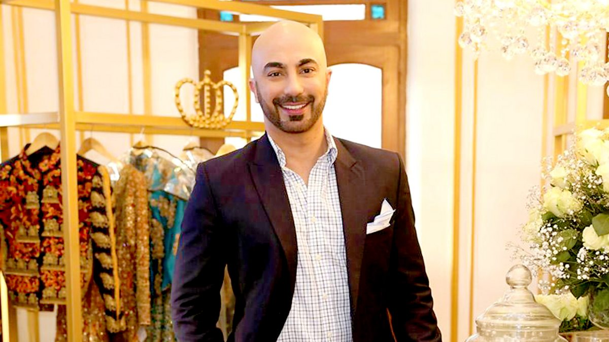 Bbc Asian Network Waqas Saeed Hsy Fashion Designer Hassan Sheheryar Yasin Also Known As Hsy