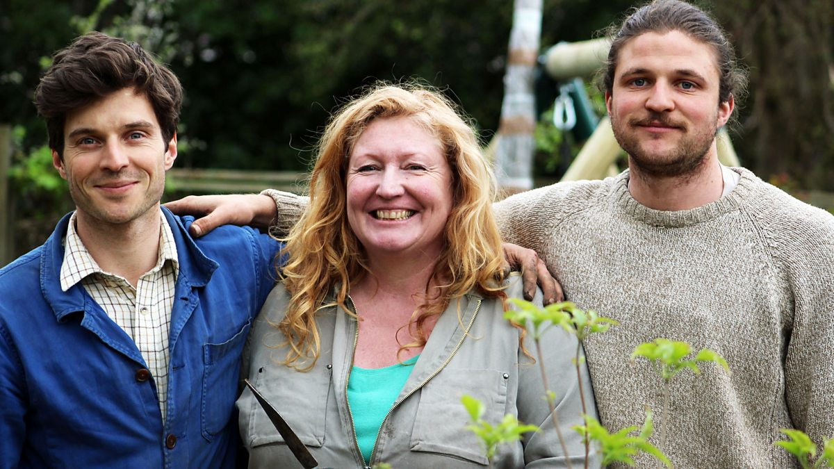 Bbc one garden rescue series 2 hampshire The rich brothers gardeners