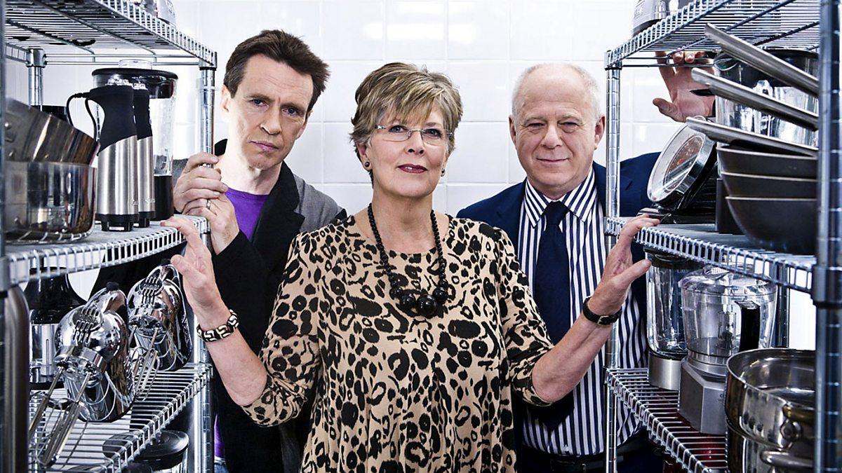 BBC Two - Great British Menu, Series 4, North East Judging