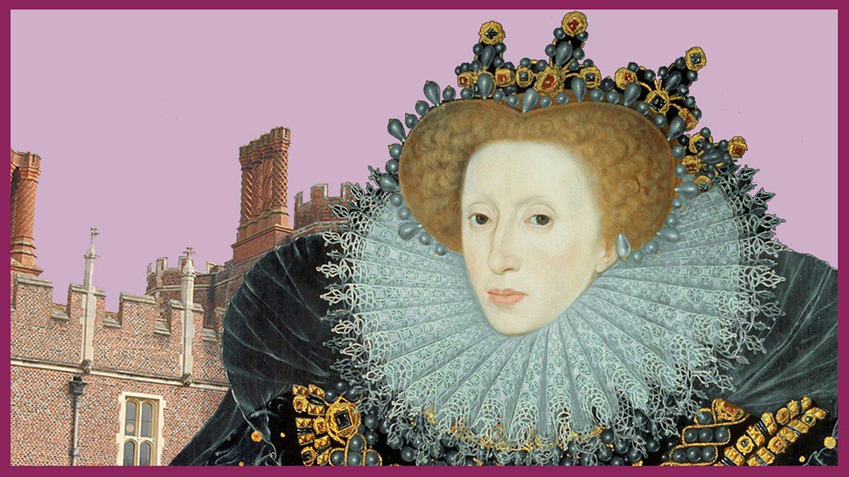 Королева Елизавета Тюдор и её мрачные тайны