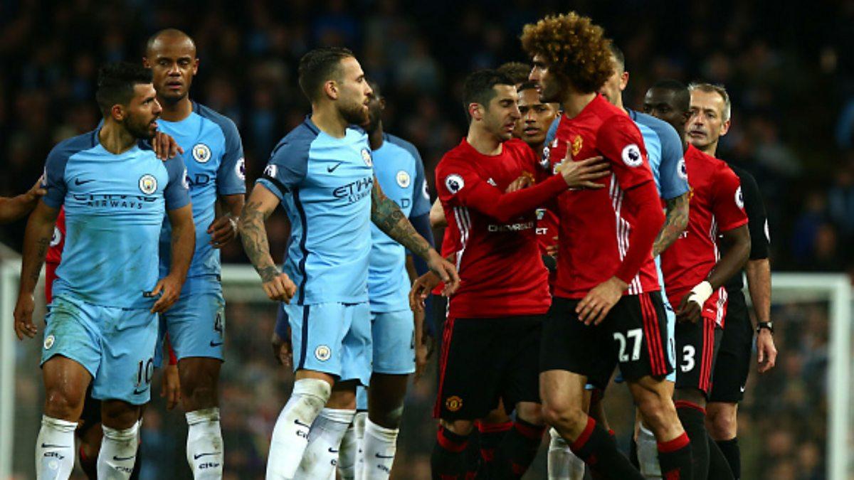 bbc.co.uk - 10-man United frustrate City, 5 live's Football Daily - BBC Radio 5 live