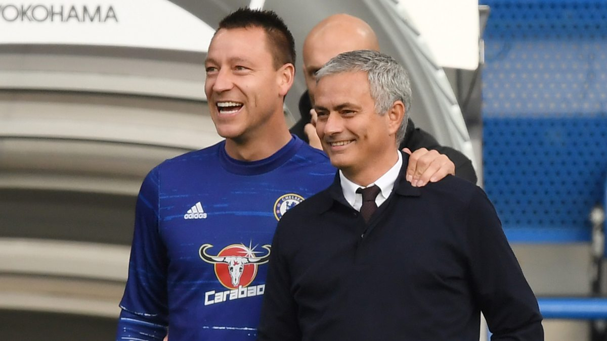 bbc.co.uk - Mourinho should sign Terry, say Adam and Mills, In Short - BBC Radio 5 live