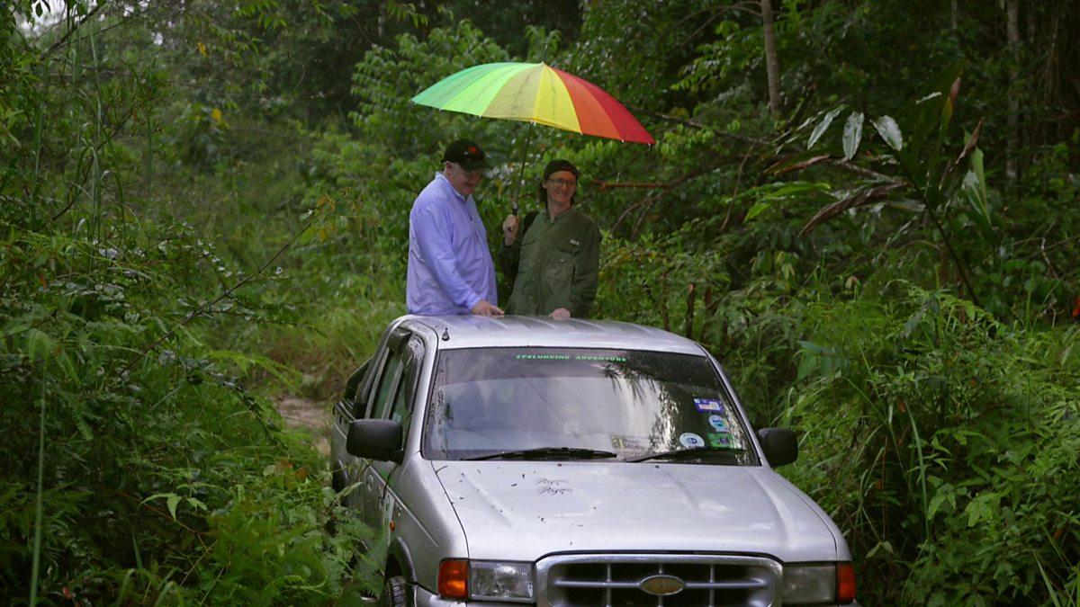 Batek People: Dara & Ed's Road To Mandalay, Series 1, Malaysia
