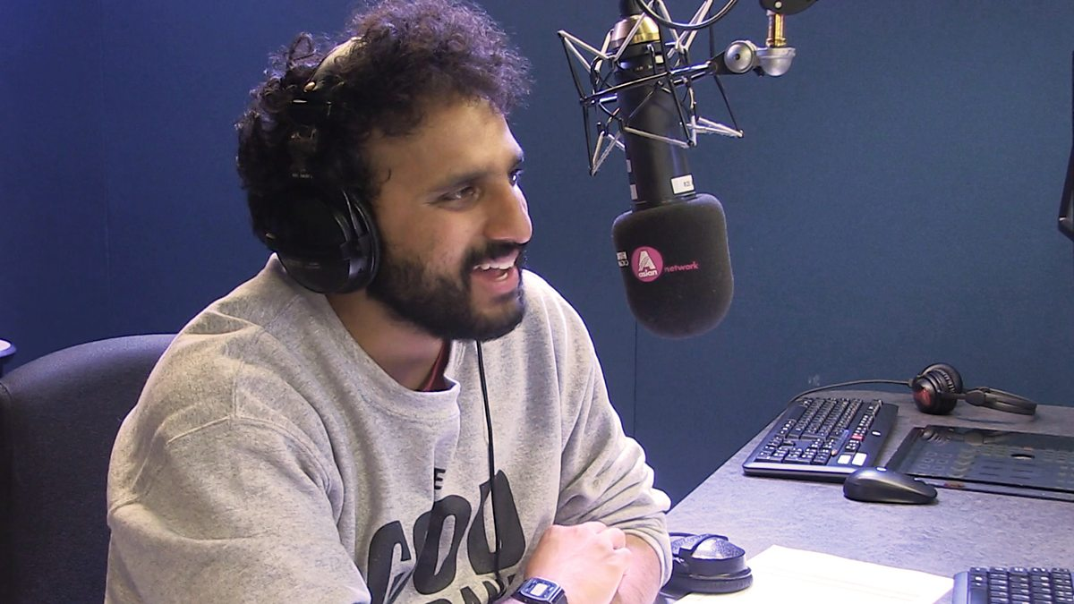 BBC Asian Network - Mawaan and Emily, Nish Kumar guest ...