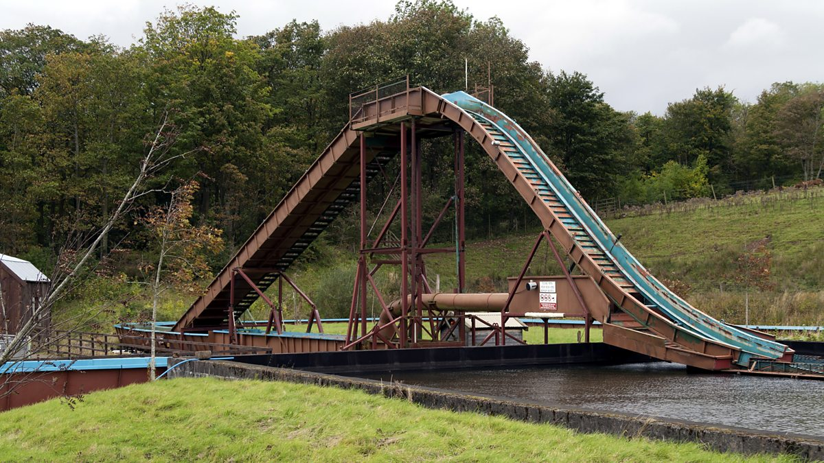 Bbc Scotland Bbc Scotland Rusty Rollercoasters And Empty Rides Scotland S Abandoned Theme Park