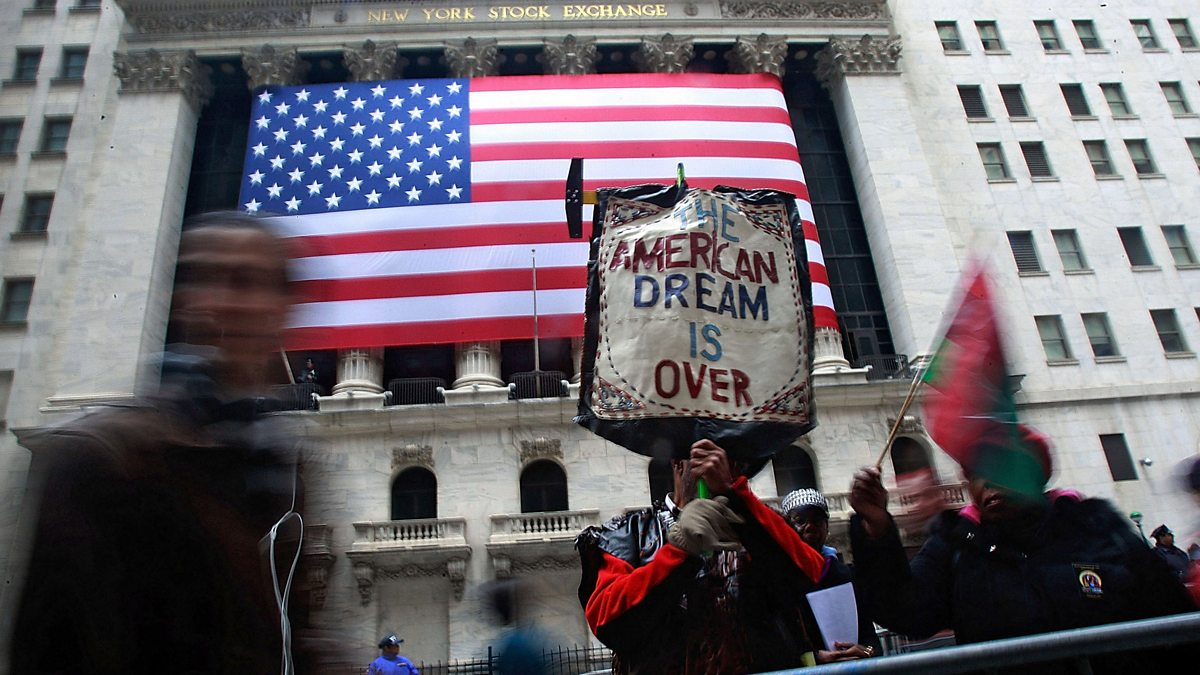 the loss of the american dream The american dream, he wrote in the american epic (a book glowingly reviewed in the atlantic's december 1931 issue), was that dream of a land in which life should be better and richer and.