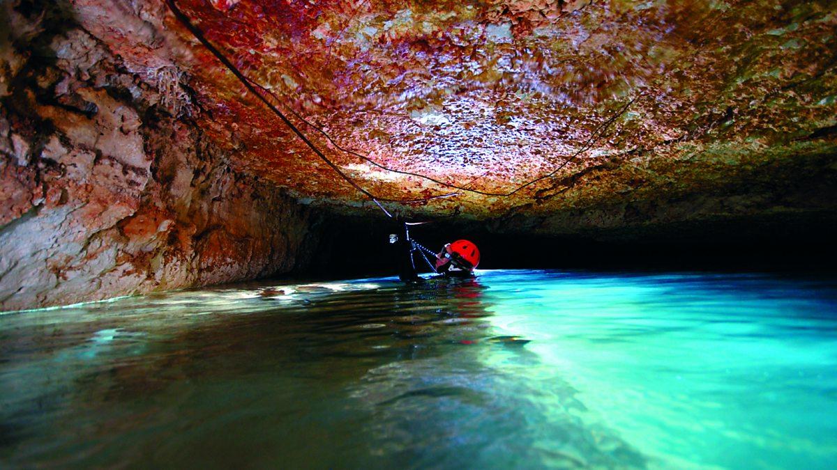 Jochen Hasenmayer - A story of a cave diving legend by ...