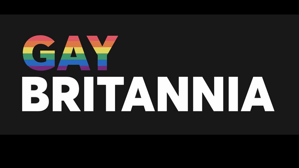 Gay Britannia Podcast