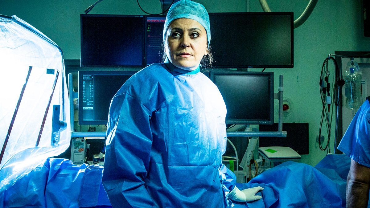 BBC Two - Hospital, Series 2, Episode 4