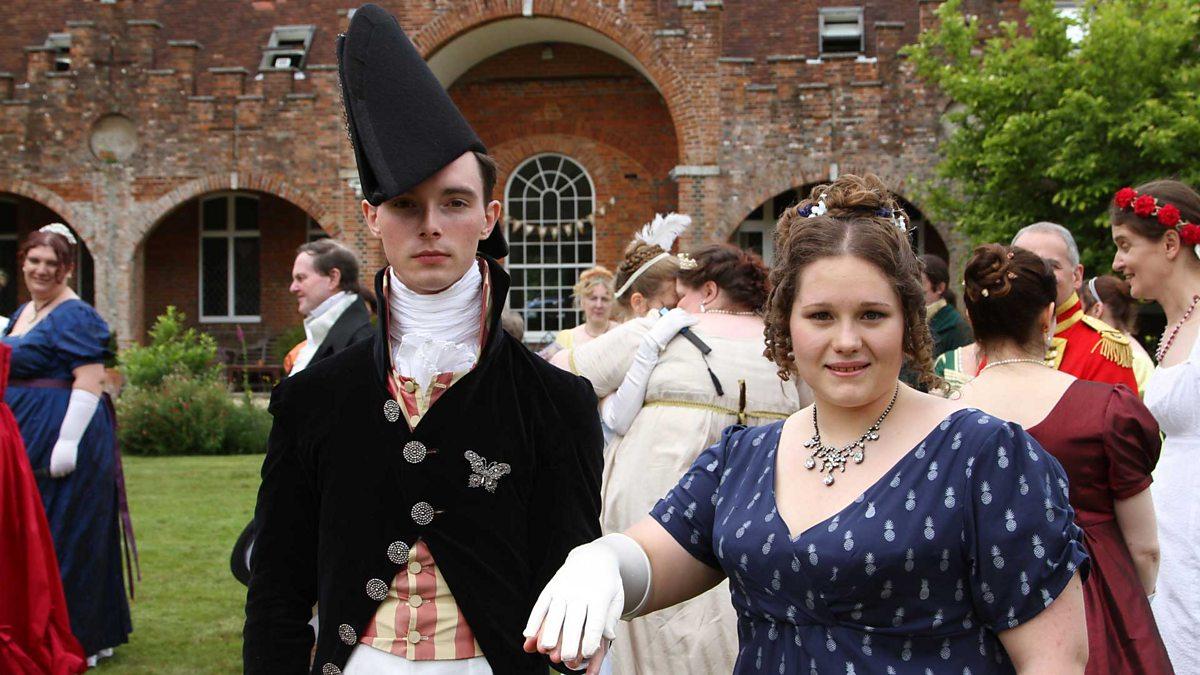 Bbc One Jane Austen Picnic My Friend Jane Meet The Jane Austen