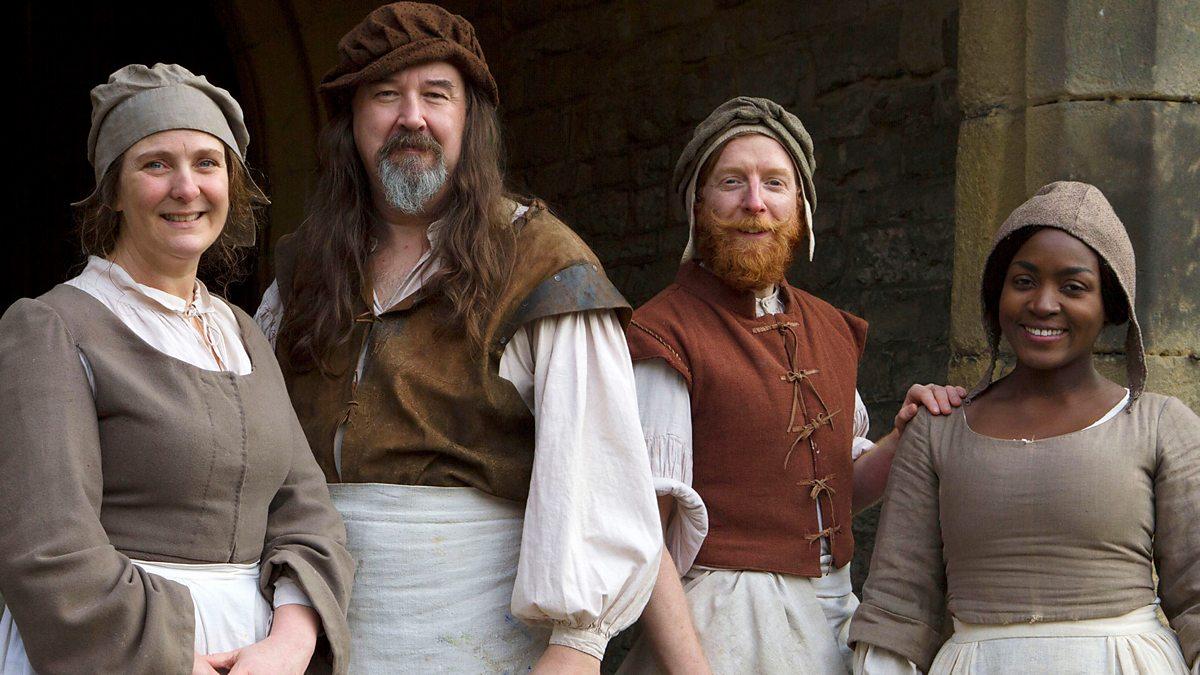 The Sweet Makers - Series 1: 1. A Tudor Treat