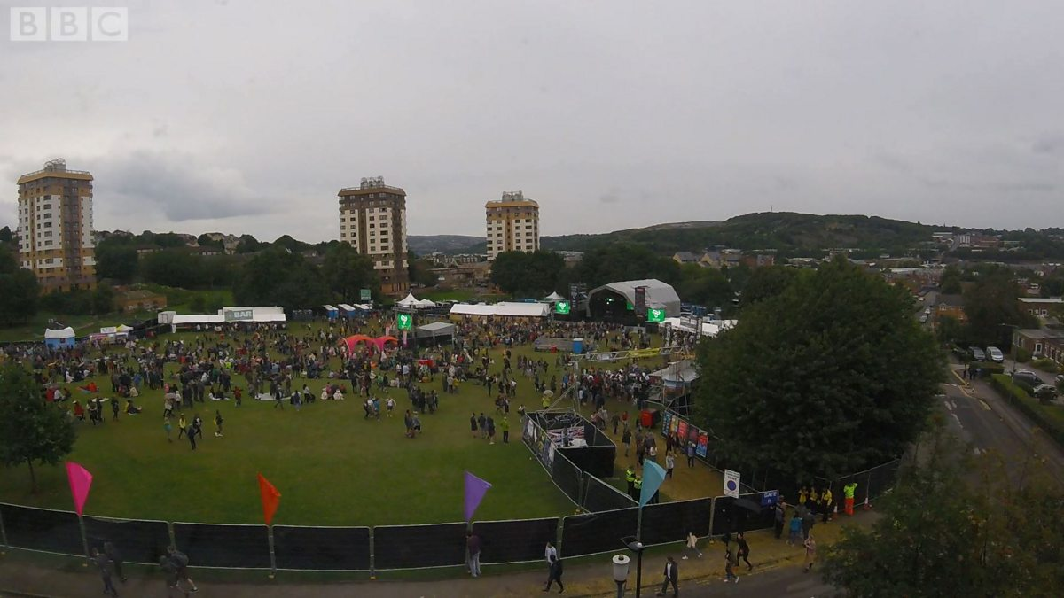 bbc radio sheffield bbc music introducing in sheffield tramlines final day time lapse. Black Bedroom Furniture Sets. Home Design Ideas