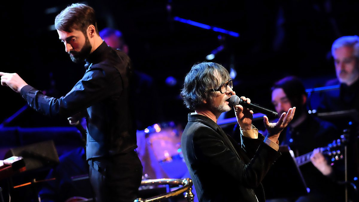 Bbc four bbc proms 2017 scott walker revisited jarvis for Jules buckley heritage orchestra