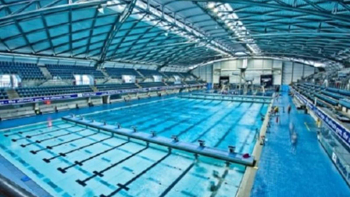 Bbc Radio Sheffield Kat Cowan The Special Olympics The Special Olympics Swimming