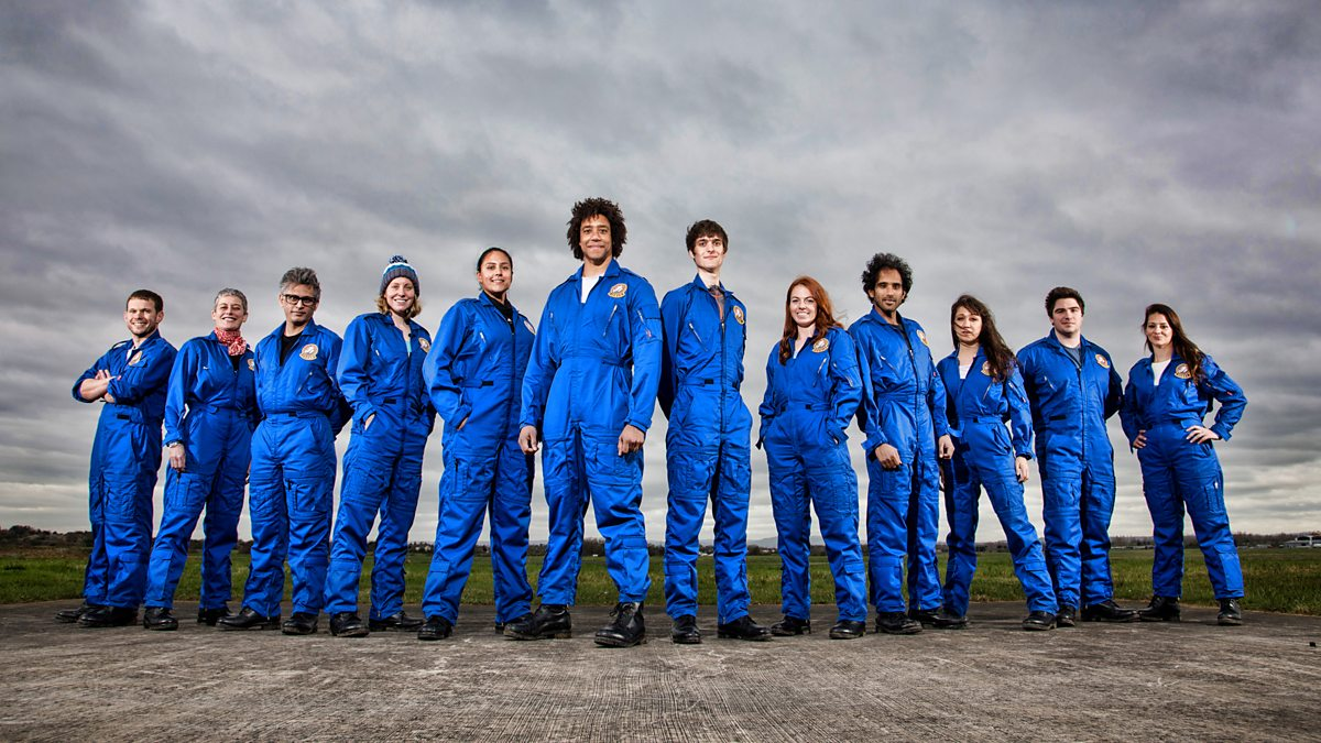 Astronauts: Do You Have What It Takes? - Series 1: Episode 3