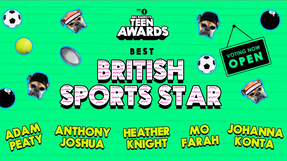 bbc radio 1 - bbc radio 1 u0026 39 s teen awards  2017