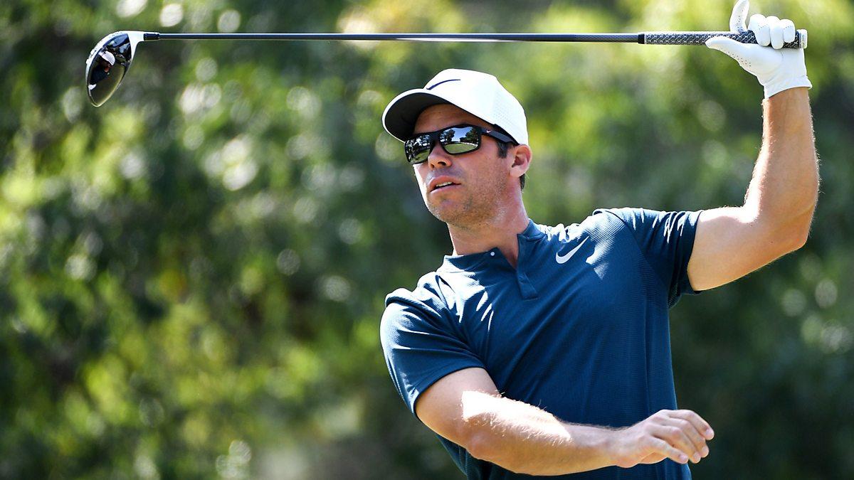bbc sport golf