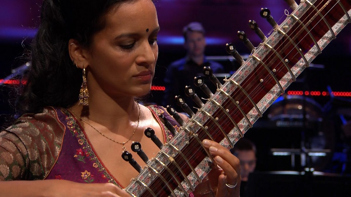 Bbc Proms Glass And Shankar Passages