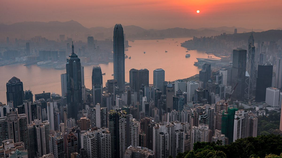 World's Busiest Cities - Series 1: 1. Hong Kong