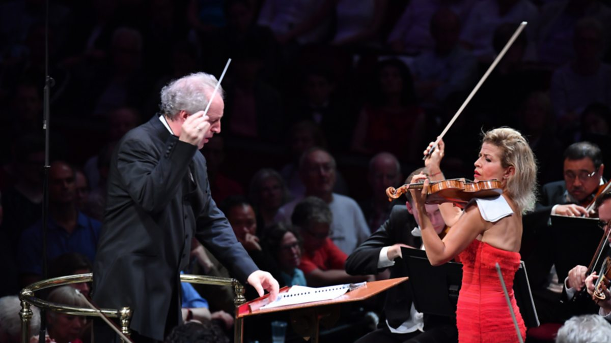BBC Proms, 2017, Prom 69: Anne-Sophie Mutter