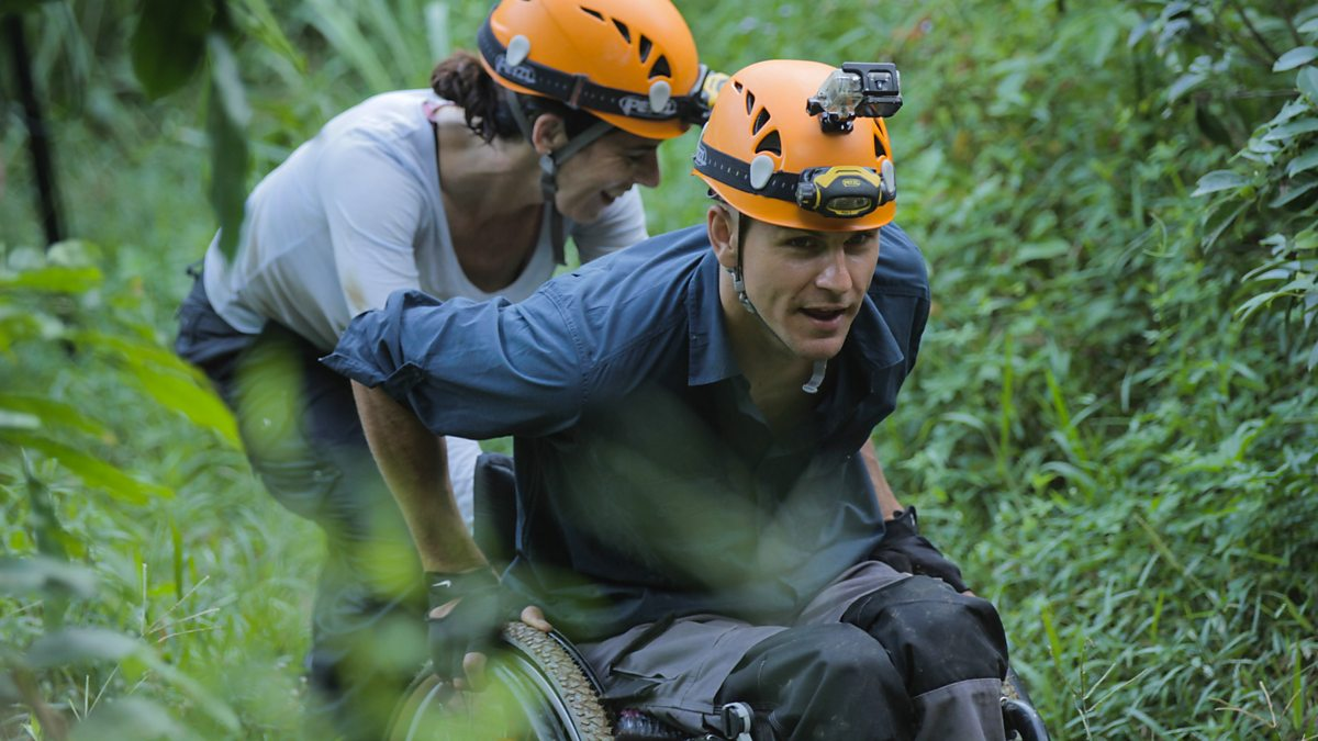 Episode 1, Series 1, Without Limits: Vietnam - BBC One