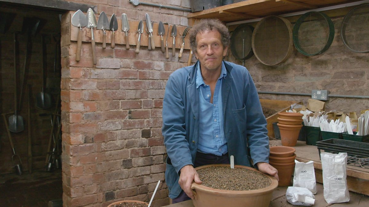 Gardeners' World, 2017, Episode 25, Planting