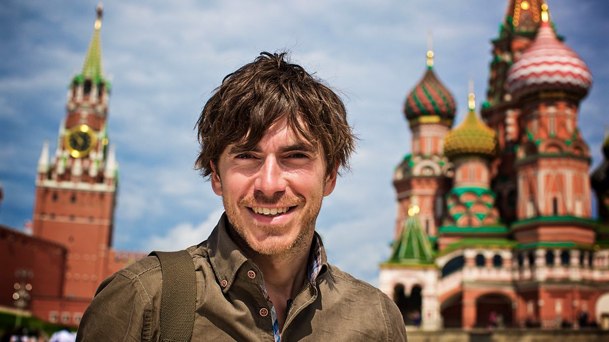 Russia With Simon Reeve - Series 1: Episode 2
