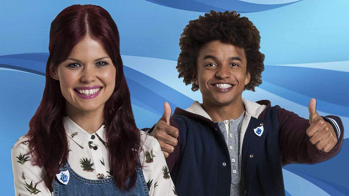 Blue Peter Bite - Series 4: 7. Radzi And The Tank