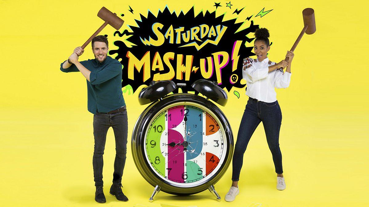 Saturday Mash-Up!