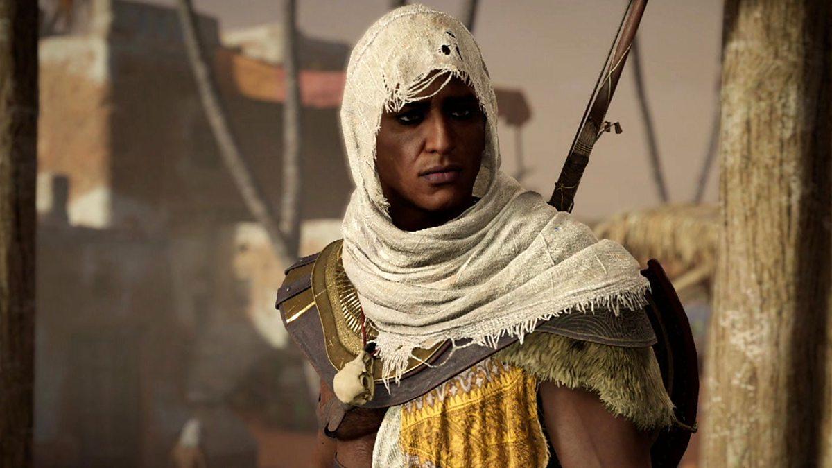 BBC World News - Click, Assassin's Creed Origins preview