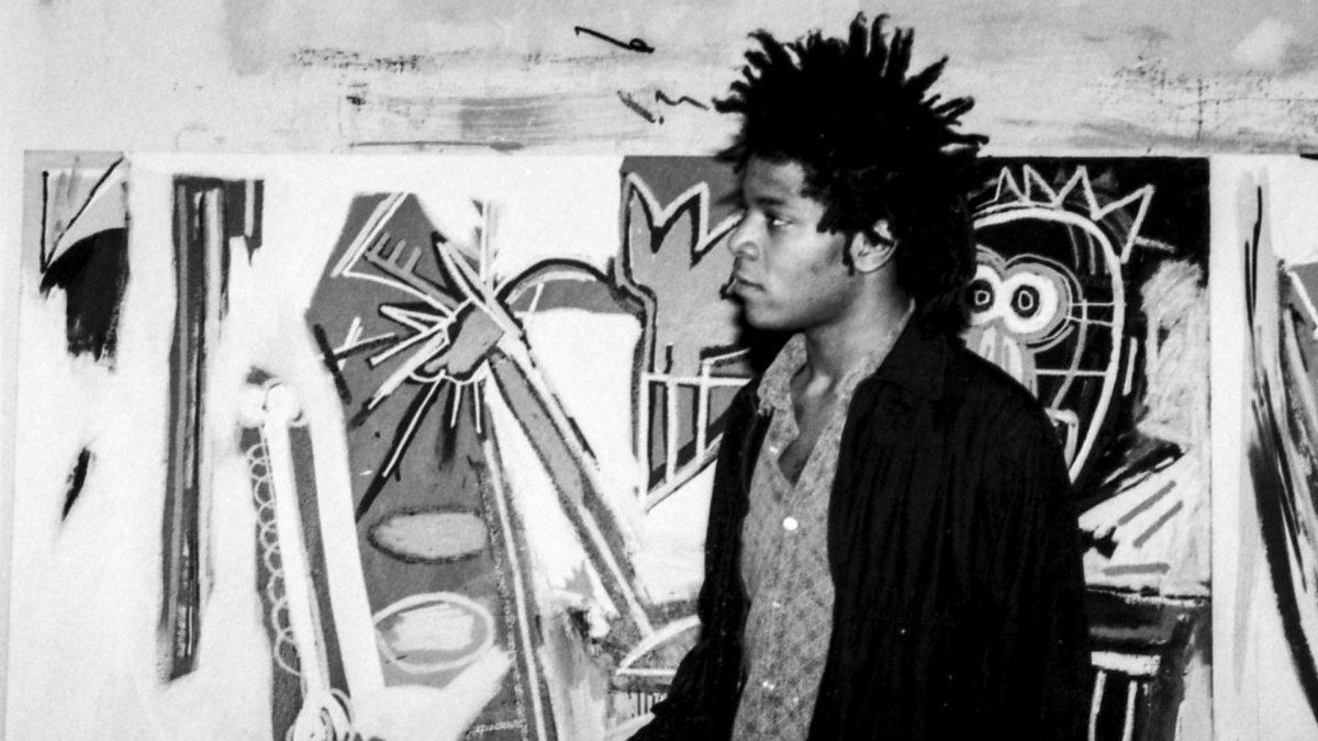 Bbc Two Basquiat Rage To Riches