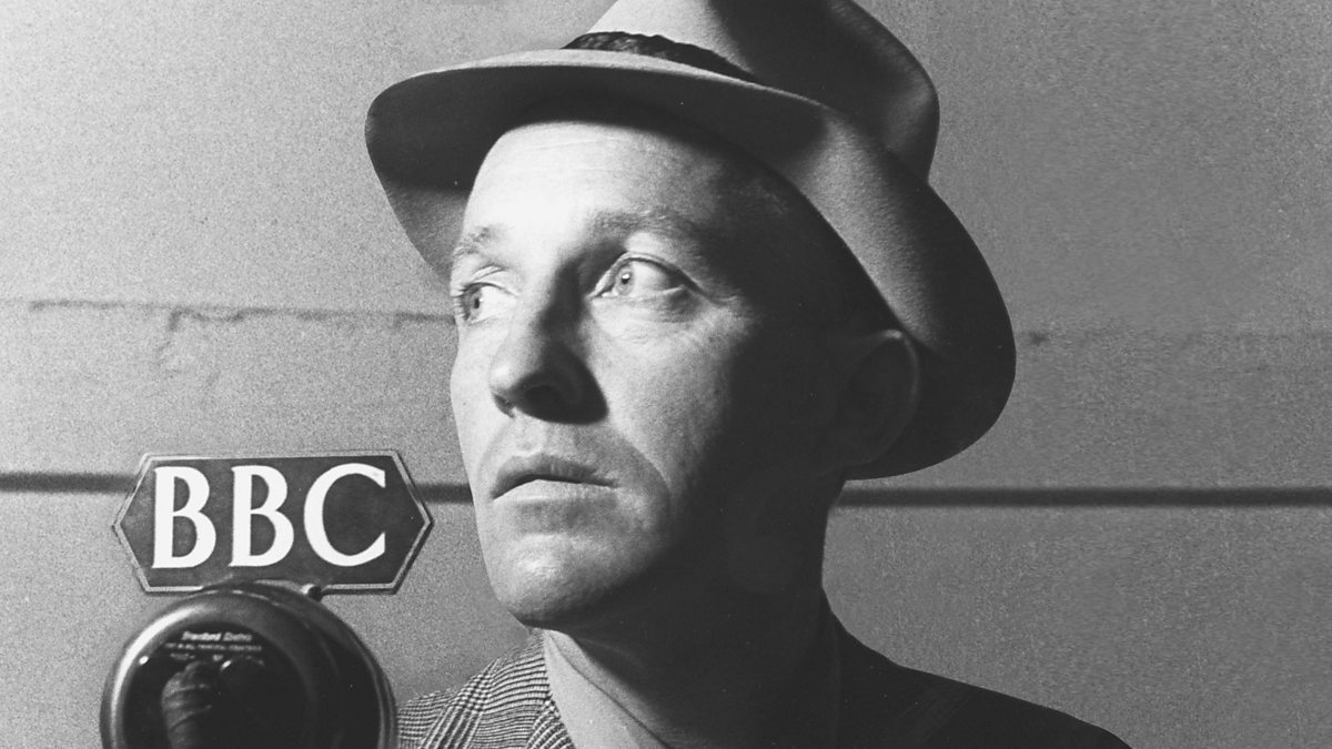 BBC Radio 2 - Bing Crosby in The Road to Rock and Roll