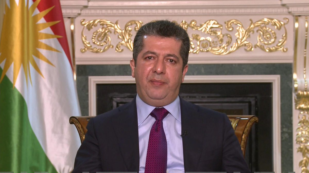 HARDtalk - Masrour Barzani - Intelligence and Security Chief, Kurdistan Regional Government