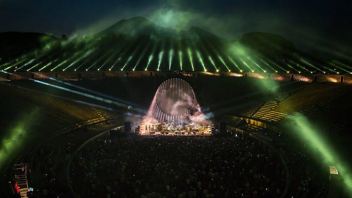 BBC Two - David Gilmour: Live at Pompeii