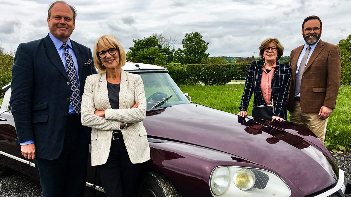 Celebrity Antiques Road Trip Season 4 Episode 6 - Simkl